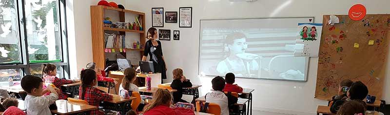 UKEB Okulları Medya Okur Yazarlığı Dersi